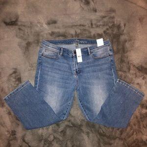 NY&CO soho jeans size 14 NWT